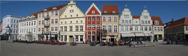 Greifswald Marktplatz